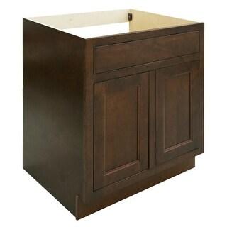 """Healdsburg 30"""" Double Door Sink Base Cabinet"""