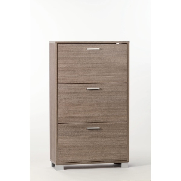Nameeks A763 Shoe Rack Collection 27 3 5 18 Pair With Double Depth Doors N A Free Shipping Today 16850156