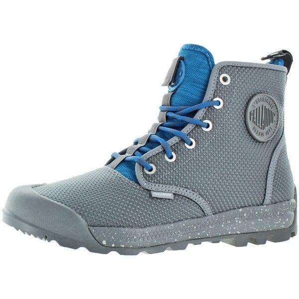 55780362ed1 Shop Palladium Men's Pampatech HI TX Combat Ankle Boots - Free ...