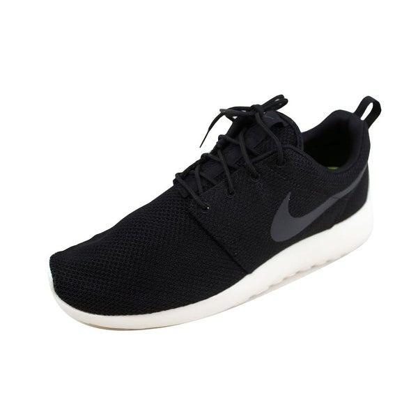 e622ddc8bea6b Shop Nike Men s Roshe One Black Anthracite-Sail 511881-010 - Free ...