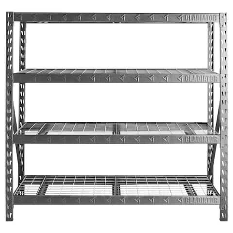 Gladiator GarageWorks 4-shelf Heavy Duty Rack
