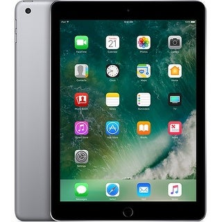 Apple iPad 5th Gen WiFi 32GB - Space Gray (Refurbished)