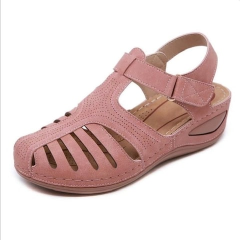 Women's Casual Wedge Sandals, 7 Color Choices