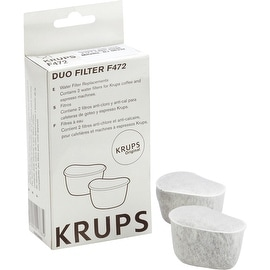 Krups 2Pk Duo Coffee Filter