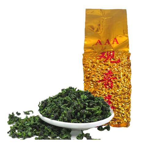 Oolong Tea Anxi Tieguanyin New Tea Spring 250g Yellow Bag