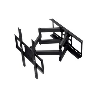 Monoprice Select Series Full-Motion Articulating TV Wall Mount Bracket For TVs 37in to 70in, Max Weight 77lbs, VESA Patt