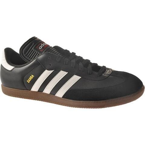on sale ba12f a2768 adidas Men s Samba Classic Black Running White