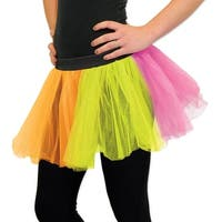 "5ac8c7c820 Shop Club Pack of 12 Fluffy Red Ballerina Tutu Skirt 12"" - Free ..."