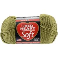 Red Heart Soft Yarn-Leaf