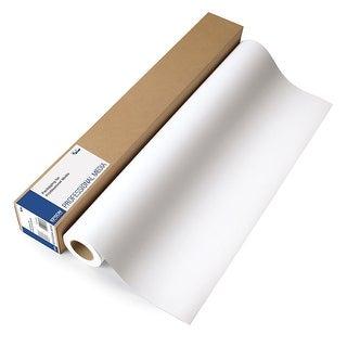 Epson Singleweight Matte Paper - 1 Roll (S041853) - White
