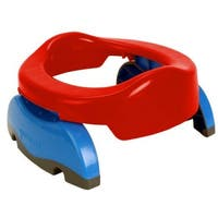 Kalencom 2-in-1 On-The-Go Travel Potty Trainer Seat Travel Potty and Trainer Seat
