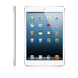Apple iPad Mini 2 with Retina Display (16GB, Wi-Fi, White with Silver) (Certified Refurbished)