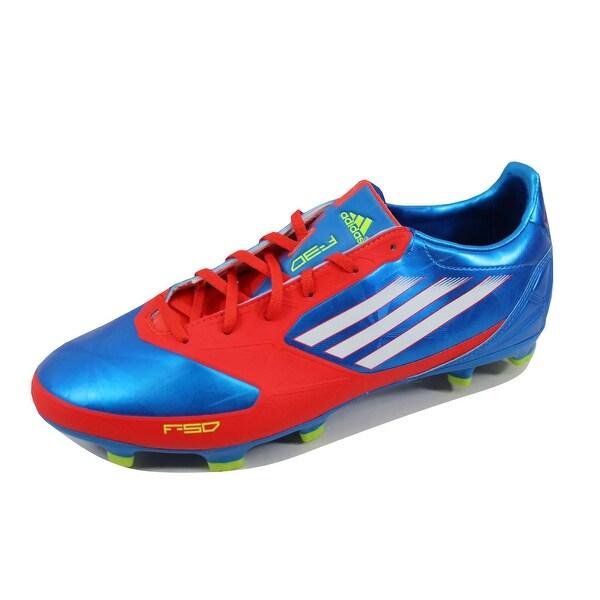 Adidas Men's F30 TRX Fg SYN Blue/White-Red V24847