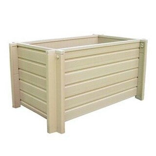 New Age Pet EPLT103R30 Ecochoice 30 in. Square Planter