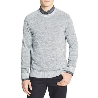 Calibrate NEW Gray Mens Size Large L Full Zip Witkin Pullover Sweater