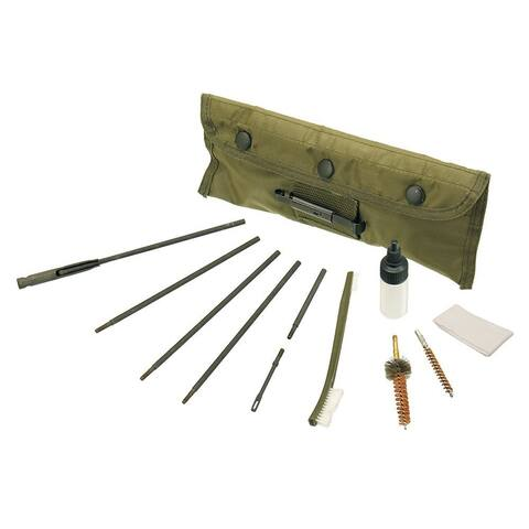 UTG Model 4/15 Cleaning Kit - Green