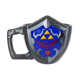 Legend of Zelda Link Shield Mug