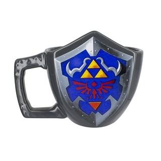 Legend of Zelda Link Shield Mug