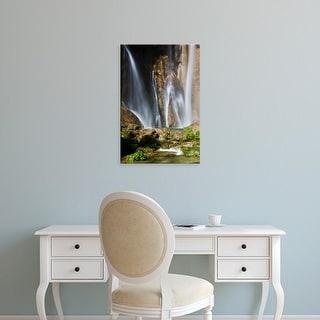 Easy Art Prints Martin Zwick's 'The Plitvice Lakes In Croatia' Premium Canvas Art