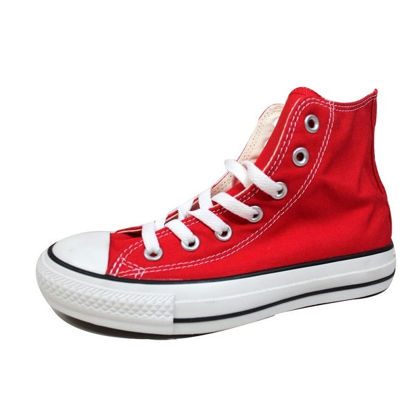 Converse Men's All Star Hi Red M9621 Size 3.5
