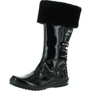 Naturino Girls Azalea Rain Step Waterproof Fashion Boots