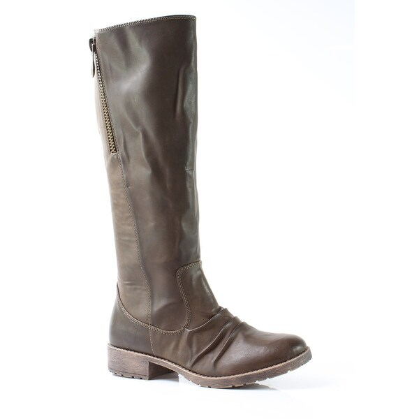 MIA girl NEW Brown Women's Shoes Size 7M Cierra Knee-High Boots