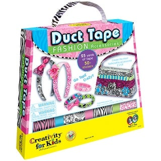 Duct Tape Fashion Accessories Kit-