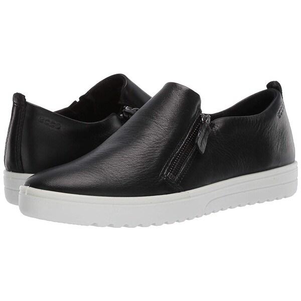 Top Zipper Fashion Sneakers - Overstock