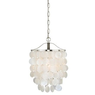 Vaxcel Lighting P0138 Elsa 1 Light Foyer Pendant