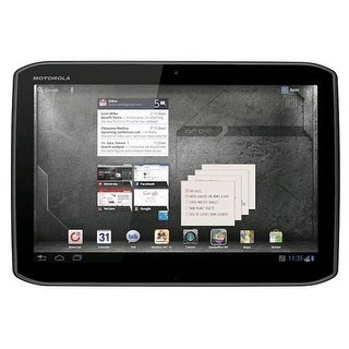 Motorola DROID XYBOARD 10.1 MZ617 Replica Dummy Tablet / Toy Tablet (Black) (Bul