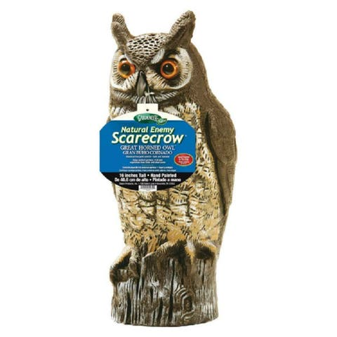Dalen OW-6 Great Horned Owl, 16""