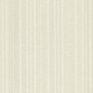Brewster 2446-83556 Ditmar Silver Striped Woven Texture Wallpaper