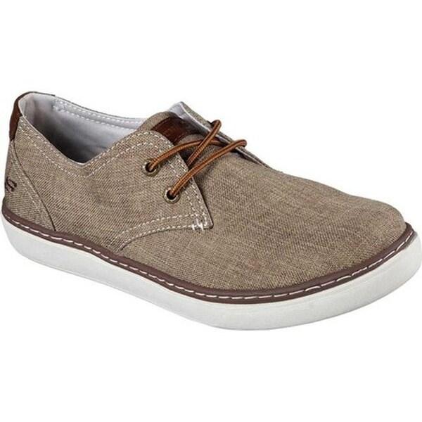 c8e2964d4 Relaxed Shop Gadon Light Fit Brown Skechers Sneaker Men s Palen qxvaPw4