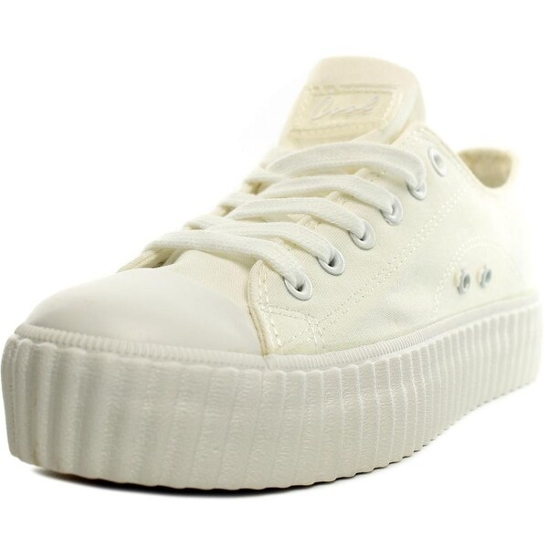 Coolway Britney Women Canvas White Fashion Sneakers