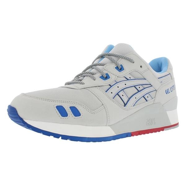 wholesale dealer 6d201 d97d6 Shop Asics Gel-Lyte Iii Men'S Shoe - Grey - 11 D(M) US ...