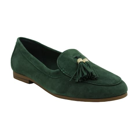 Charter Club Womens margott Suede Closed Toe Loafers