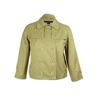French Connection Women's Double Breasted Jacket - l