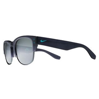 Nike Mens Volition Matte Obsidian with Grey Lens Sunglasses