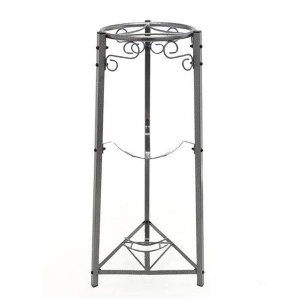 Bluewave Lifestyle 3 Step Floor Metal Stand Dust Black 35 In Free Shipping Today 24805411