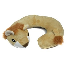 Northpoint Animal Travel Neck Pillow Lion