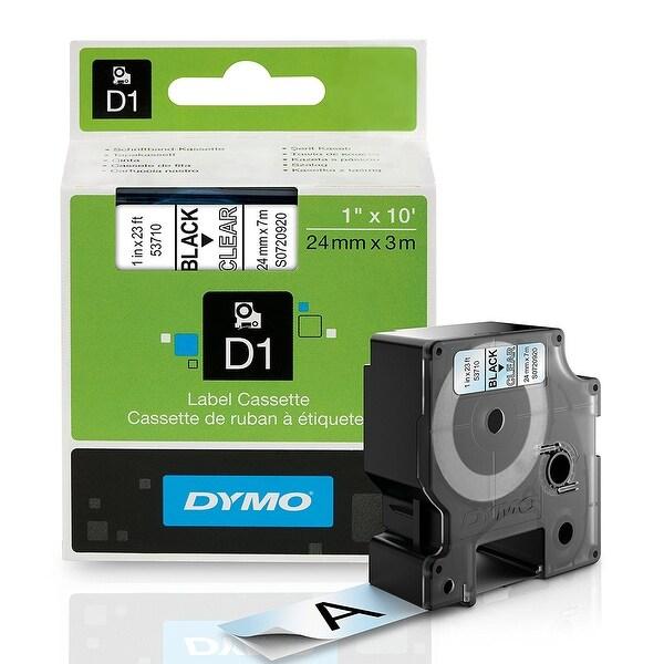 Dymo 53710 Standard D1 53710 Labeling Tape 1 Cartridge 1'' W X 23' L