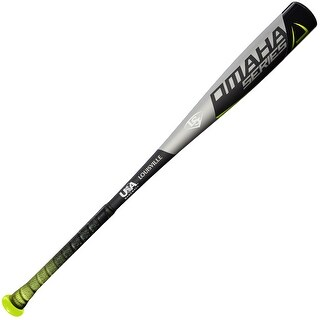 "Louisville Slugger 2018 Omaha 518 (-10) 2 5/8"" USA Baseball Bat (32"" 22 oz)"