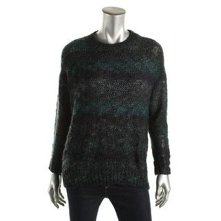 Denim & Supply Ralph Lauren Womens Knit Mock Turtlneck Pullover Sweater