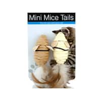 Mini Mice Cat Toys - Pack of 24