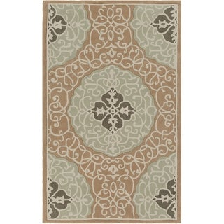 Hand Tufted Halsted Area Rug