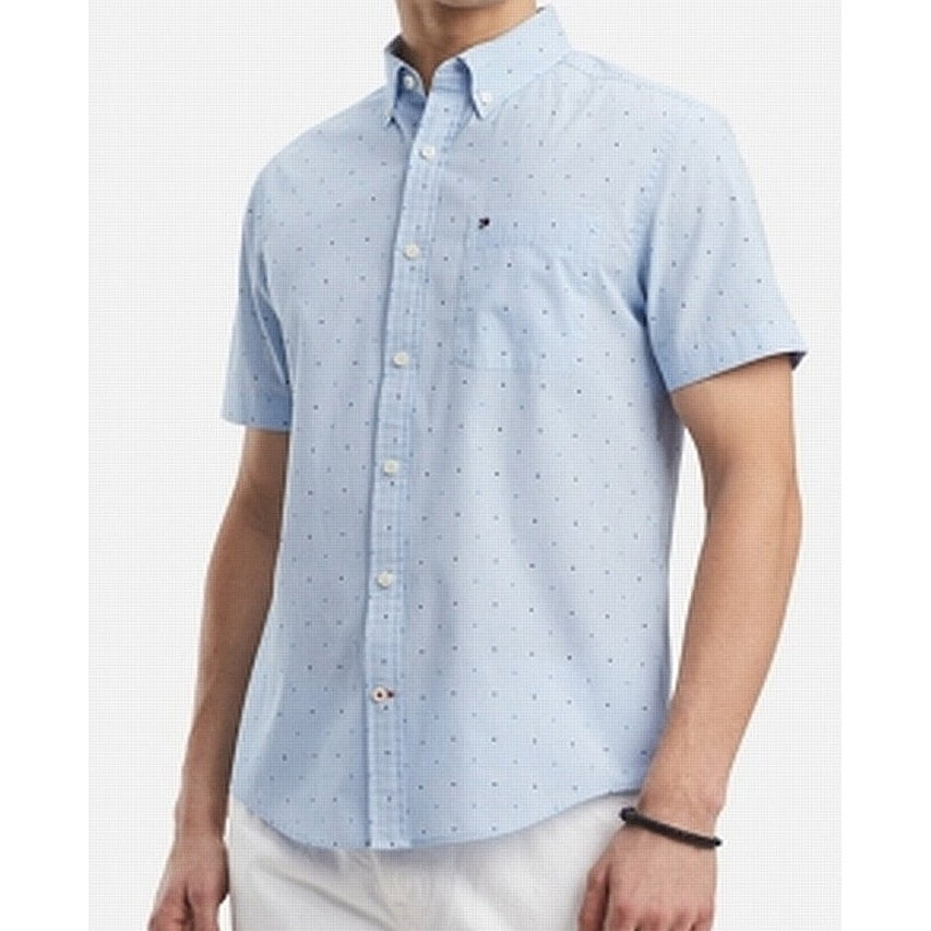 1a5dc2ec Tommy Hilfiger Shirts | Find Great Men's Clothing Deals Shopping at  Overstock