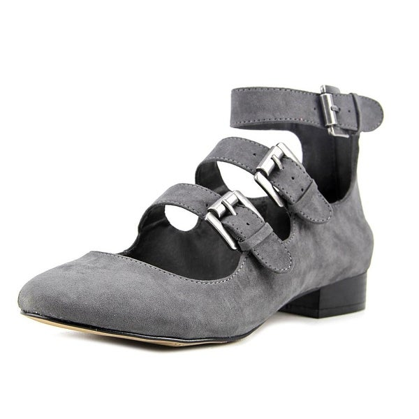 Mia Kids Luisa Round Toe Suede Ankle Boot