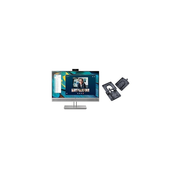 HP EliteDisplay E243m Monitor w/ Quick Release Mounting Kit EliteDisplay E243m Monitor