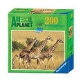 Ravensburger Animal Planet: Giraffes 200 Pieces Puzzle - Thumbnail 0