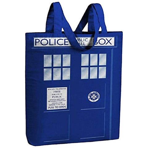 Doctor Who Small Tote Bag: I Am TARDIS - Multi